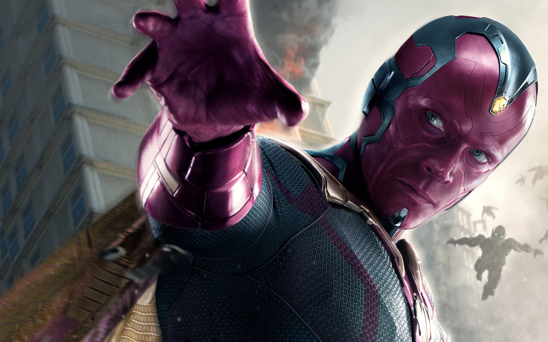 """The Avengers' """"I AM"""": a Vision of Jesus? « COLLIN GARBARINO"""