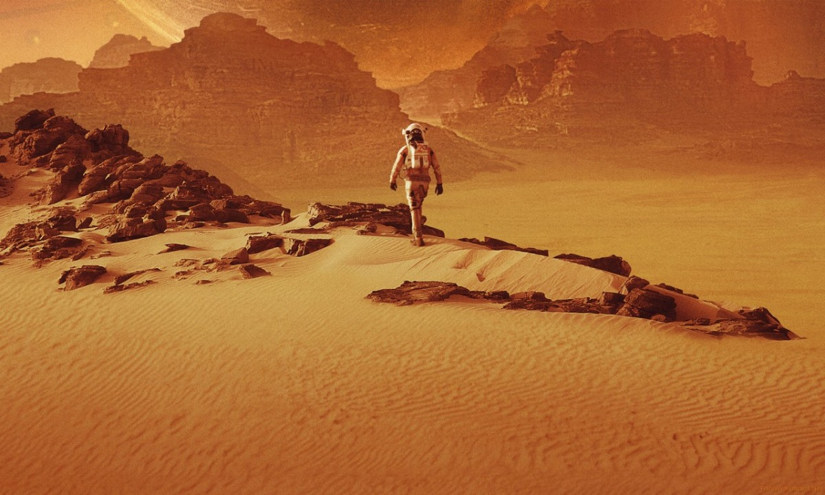 Politics and Religion in Ridley Scott's The Martian